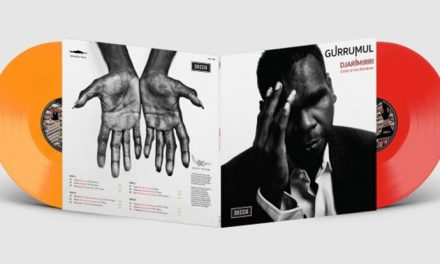 Gurrumul's catalogue set for coloured vinyl treatment