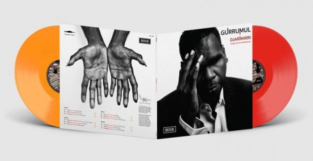 Gurrumul's catalogue set for coloured vinyl treatment