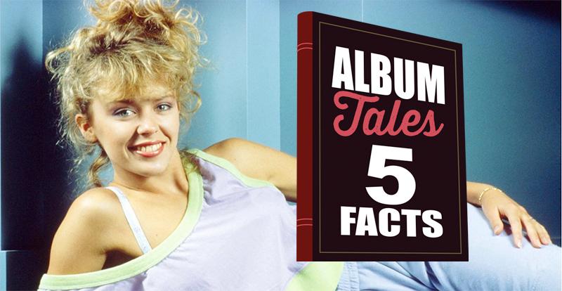 Album Tales bonus! More Baby-Kylie facts