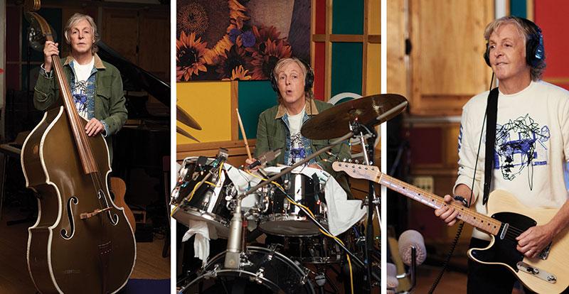 Paul McCartney, 'McCartney III' review
