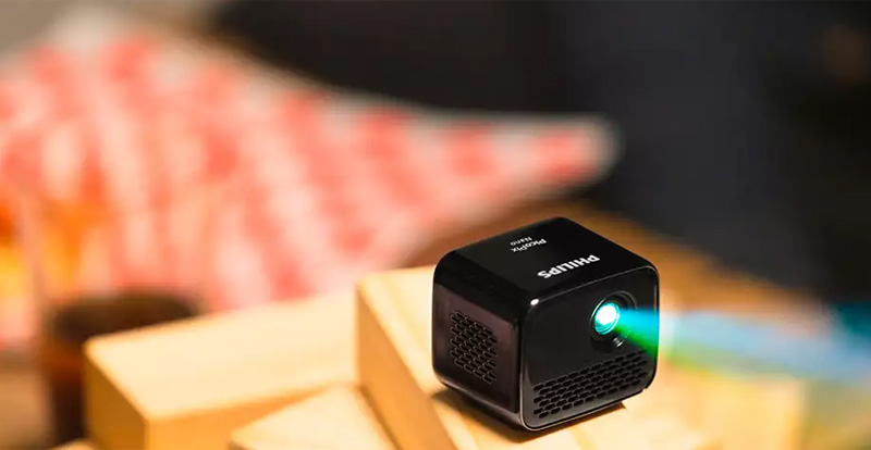 Projectors for Movie Night – away from home