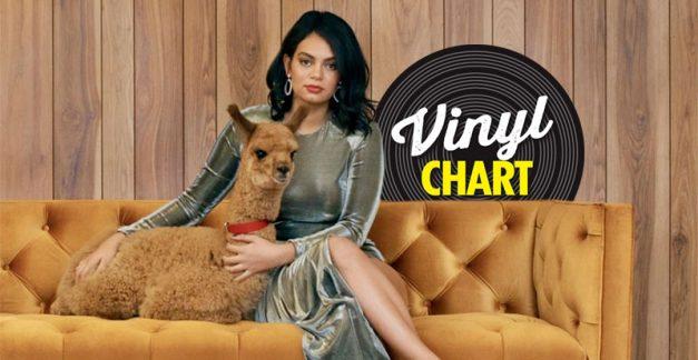 JB's vinyl chart (Dec 11 – Dec 17, 2020)