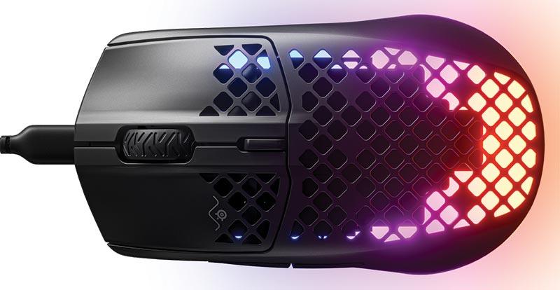 SteelSeries Aerox 3 ultra-lightweight gaming mice