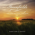 Album cover of Greenfields by Barry Gibb