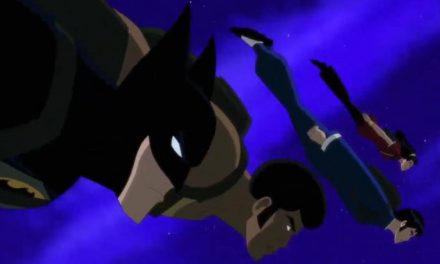 Batman got Soul!