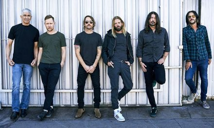 Foo Fighters Waiting on a War…