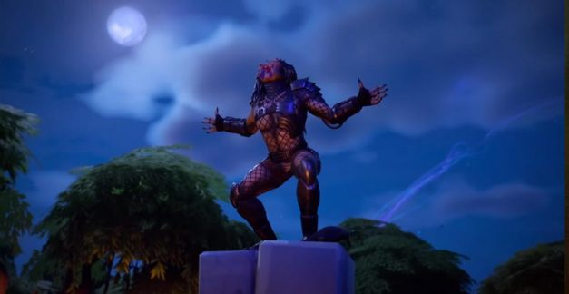 Predator hits Fortnite