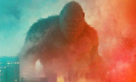 Godzilla vs. Kong goes flat out