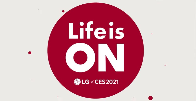 Life is on with all the latest from LG