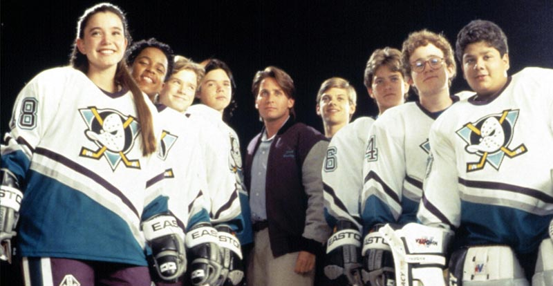 The Mighty Ducks are back – and they're evil!