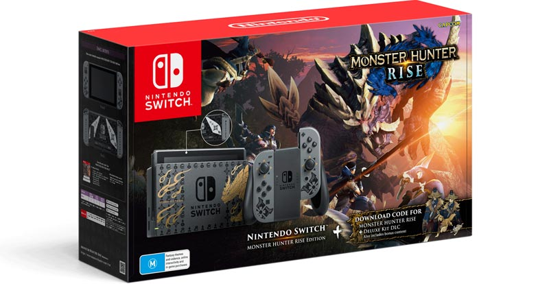 The Rise of a new limited edition Switch