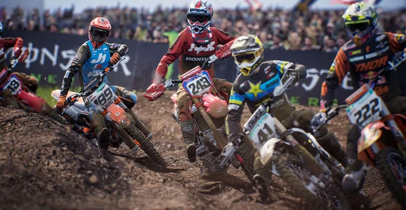 MXGP 2020: The Official Motocross Videogame – review