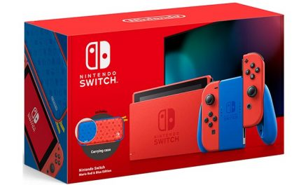 Tradie watch – check out the new Mario Switch!