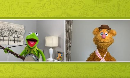 The Muppets get 2021 movin'