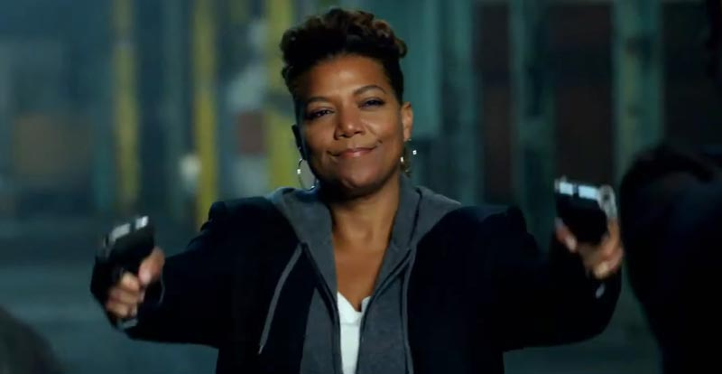 Queen Latifah is The Equalizer!