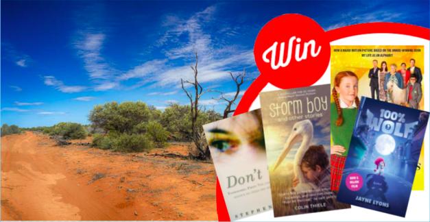 WIN a bonza Aussie book pack!