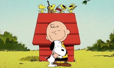 Good grief, Snoopy is back!