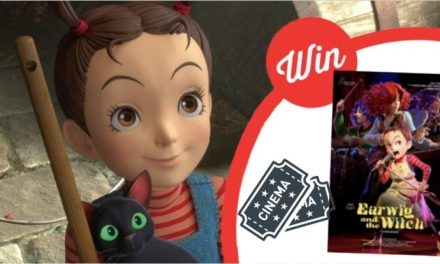 WIN tickets to Earwig and the Witch!