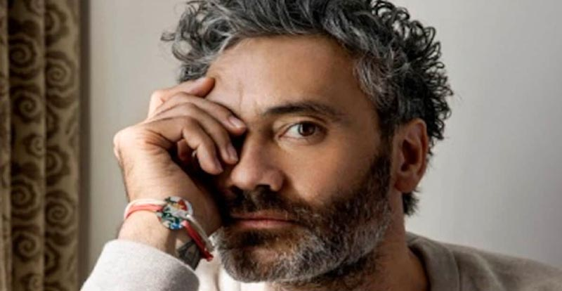 What Taika Waititi's doing in the shadows…