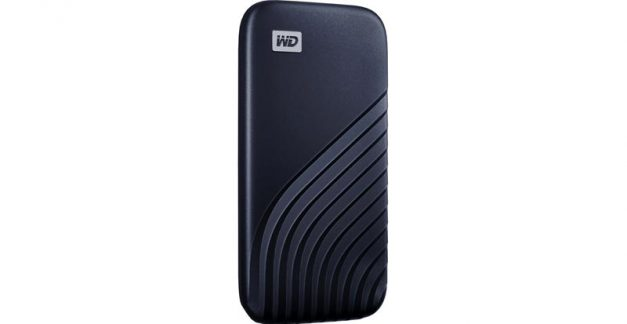 Playing with the Western Digital My Passport SSD
