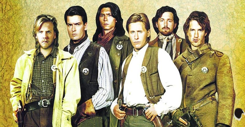 A third Young Guns movie? They're going to go for it!