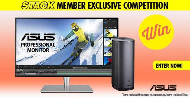 WIN an ASUS ProArt Desktop bundle