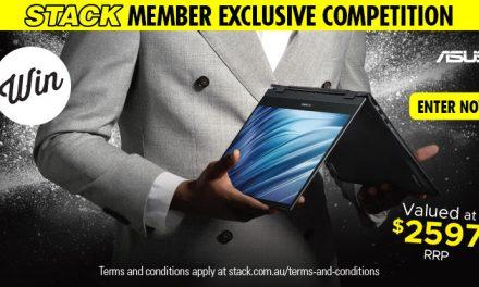 WIN an ASUS Zen Flip Laptop!