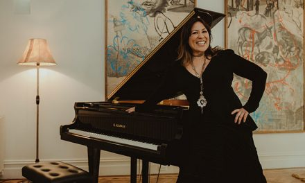 Kate Ceberano on the relief in unravelling and 'Sweet Inspiration'