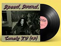 Vinyl record of Kurt Vile's album