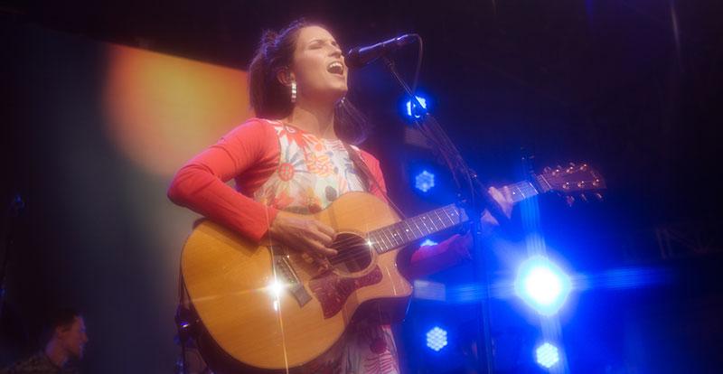 Missy Higgins @ Sidney Myer Music Bowl – live review