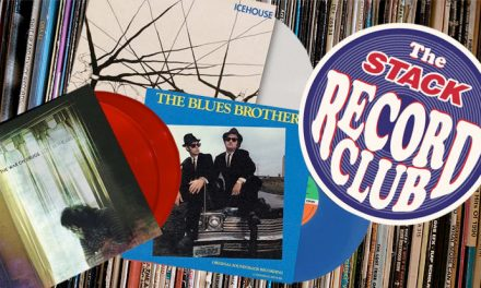 STACK Record Club: Icehouse, Coldplay, tailfeather shakin'