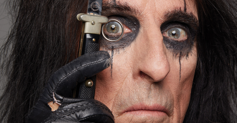 Hands up for Detroit: A chat with Alice Cooper