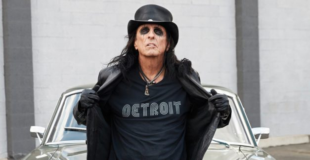 Alice Cooper, 'Detroit Stories' review