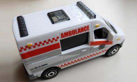 Michael Bay's fiery stunt for Ambulance