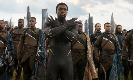 Wakanda forever with Black Panther TV