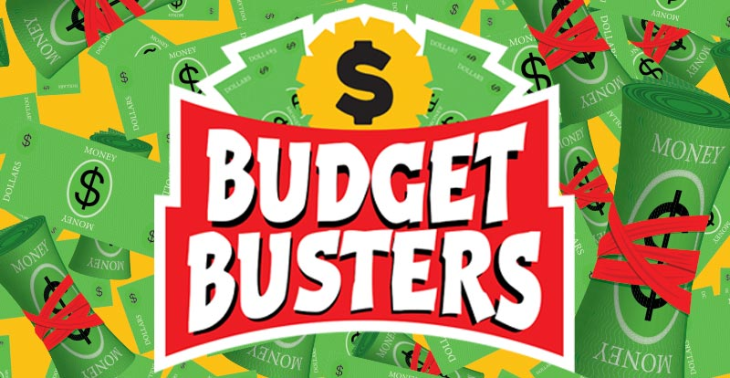 Budget Busters – Getting set with tech