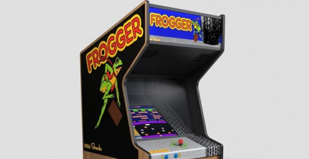 Arcade classic Frogger getting TV show