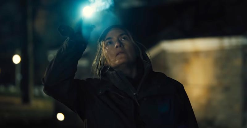 Kate Winslet turns detective in Mare of Easttown