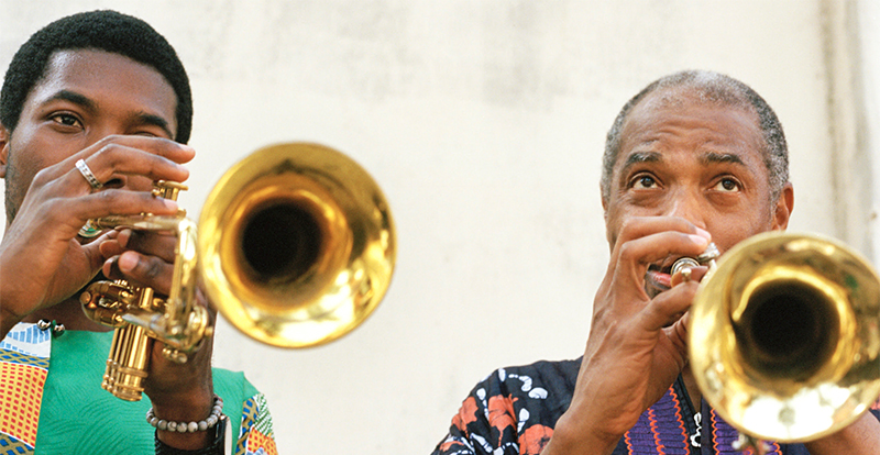 Femi and Made Kuti make Afrobeat magic on new double album
