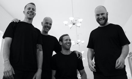 Luca Brasi chat the bittersweet punk of new LP 'Everything Is Tenuous'