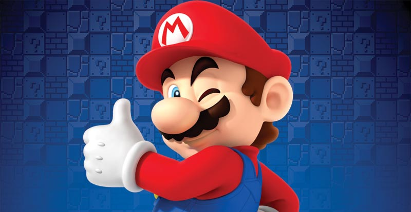 Tradie talk! Mario's greatest 3D hits