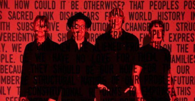 Midnight Oil are taking Makarrata live