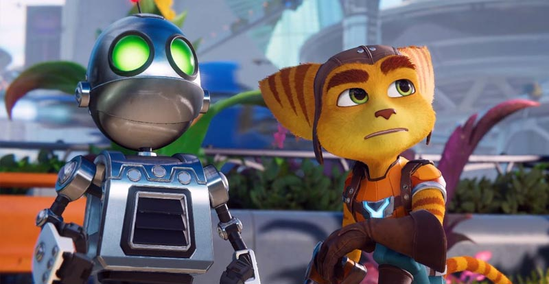 A date with Ratchet & Clank!
