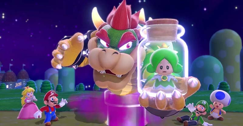 Super Mario 3D World + Bowser's Fury – review