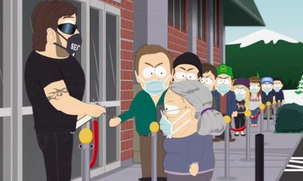 Get a new shot of South Park