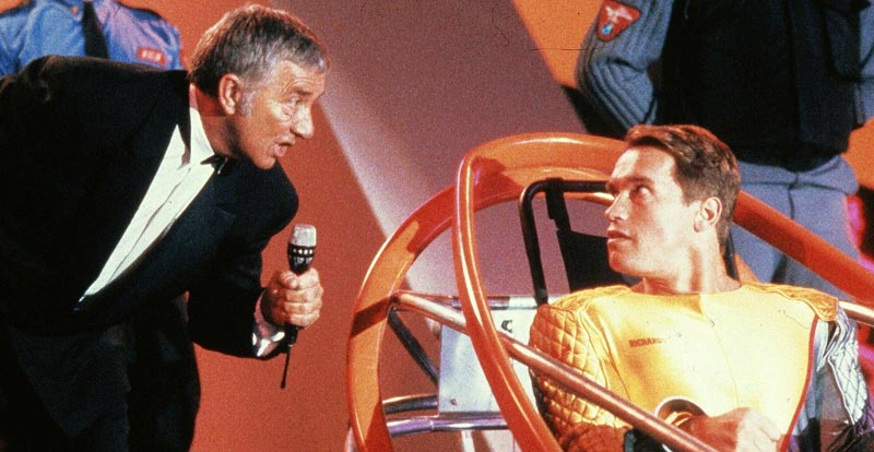The Running Man remake – it's time to start running, again!