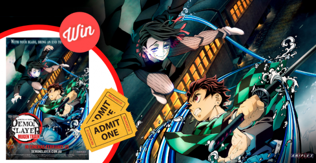 Join Tanjiro on the Mugen Train this Feb!