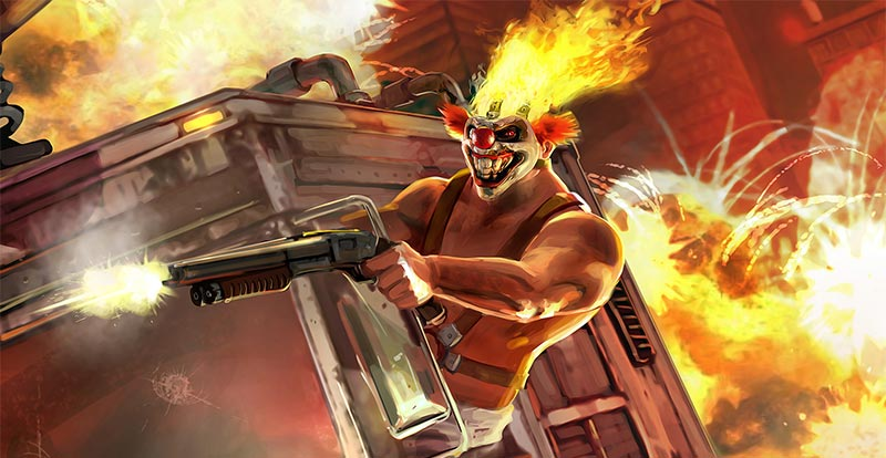 Get ready for Twisted Metal TV