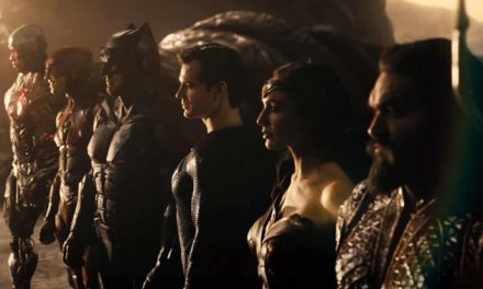 Here comes Zack Snyder's Justice League