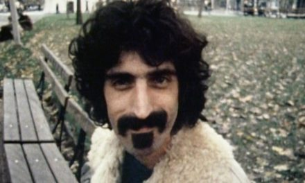 Zipper on Zappa